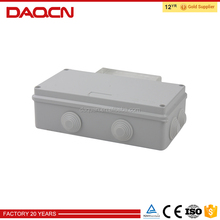 Custom IP55 IP65 ABS Plastic Waterproof Electric Junction Box