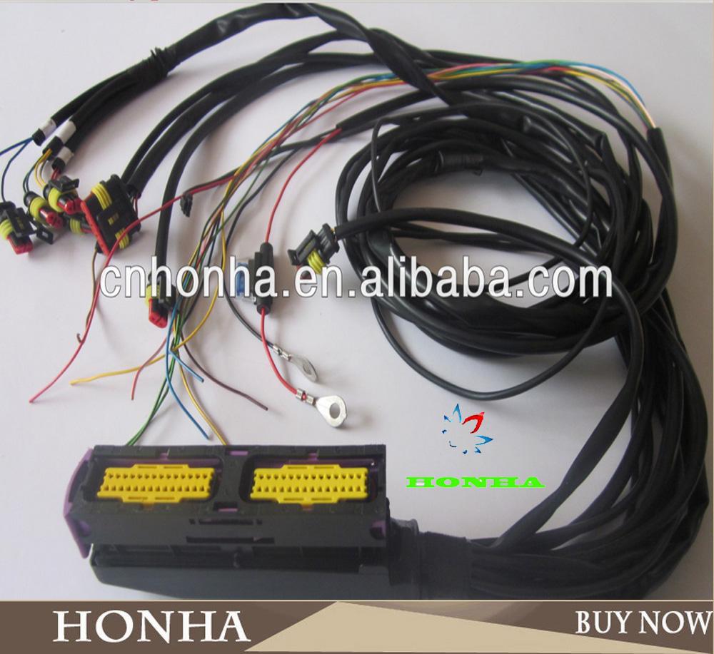 whole pa waterproof automotive 90980 10890 90980 10891 pa66 waterproof automotive electrical seal 8 pin wire harness