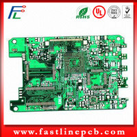 Electronic OEM FR4 Printed Circuit Board And High Quality HASL PCBA Multilayer High Qualiyt PCBA