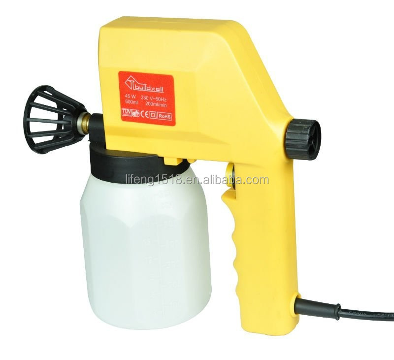 45W mini electricl airless paint spray gun