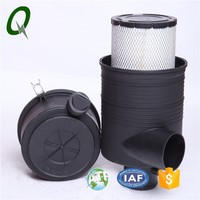 Hepa air intake filter assembly for Perkins1104