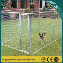 Easily Installed Dog Jumping Chain Link Fence (Factory)