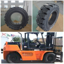 New factory solid tire 8.15-15 for doosan forklift solid tyre 28x9-15