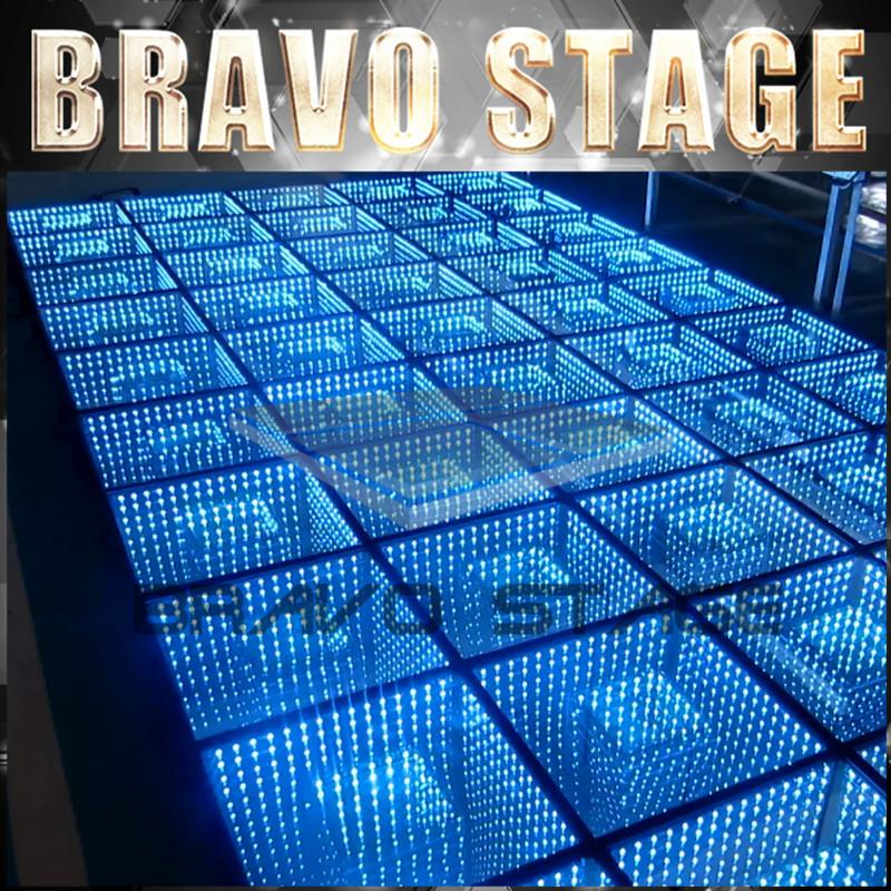 Bravo Stage Lights Led Dance Floor Tiles Led Dance Floor Panels