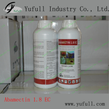 Abamectin 1.8 EC 2 EC 95% TC, Natural thrips and mites control insecticide acaricide small package