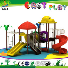 Child garden playground equipment slide