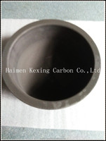 high purity,high temperature graphite crucible for factory hot sale