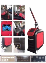 Most powerful high power best tattoo removal nd yag laser pico machine/nd yag laser pico tattoo removal