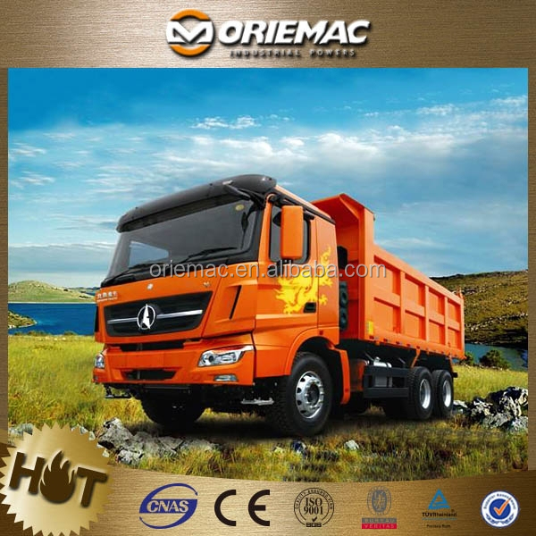 10ton dump truck BEIBEN 280hp 6*4 and dump truck hinges