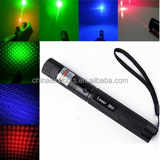 2016 Popular laser pointer pen 303 long- distance remote control focusable green laser pointer 100mw 532nm