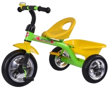 Factory wholesale new model cheap price steel frame children tricycle rubber wheels, child tricycle, kids tricycle pictures