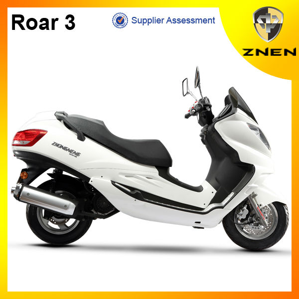 ZNEN MOTOR 2016 Exclusive Model Water Cooling 250cc Scooter -ZNEN MOTOR