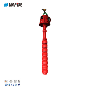 Submersible Vertical Turbine Pump High Capacity Centrifugal Multistage Vertical Turbine fire Pump