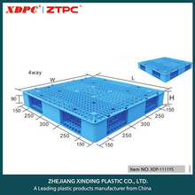 Promotional single faced High Density Polyethylene cheap plastic pallet