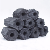 4 to 6 Hours Long Burning Time Natural Bamboo Charcoal Long Burning Time Bamboo Charcoal