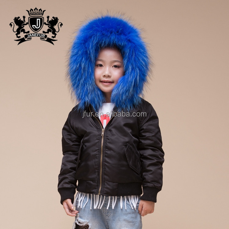 Hot Selling Brand New Boys Girls Kids Winter Jacket/Custom Biker Bomber Pilot Warm Padded Air Style Coat/Custom Bomber coat