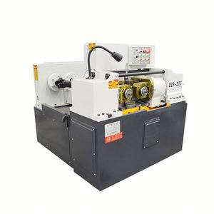 High quality thread rolling machine for make threads price
