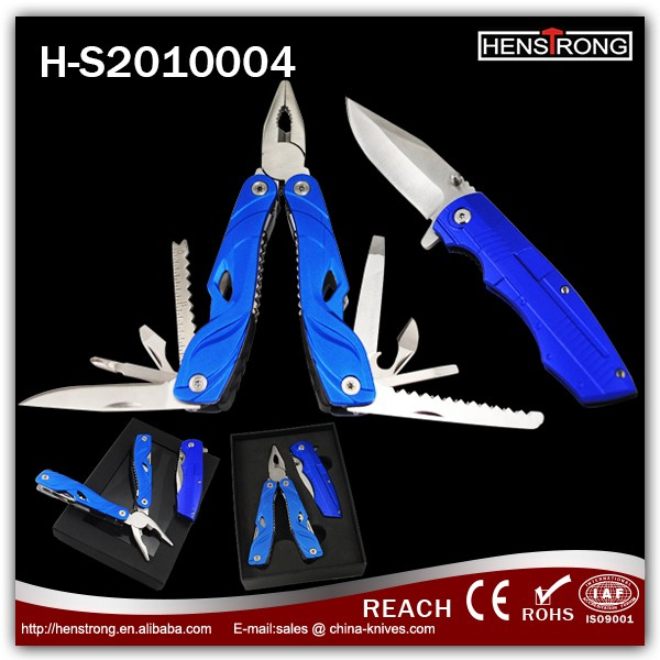 Multi Pliers and Knife Germany Design Hand Tool Set Hot Tools