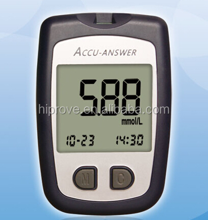hot sale! good quality healthcare blood glucose monitor