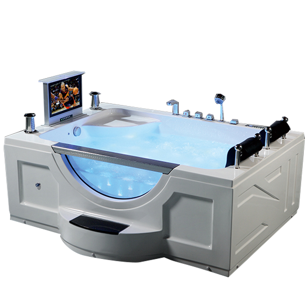 Acrylic Whirlpool Bath, Acrylic Whirlpool Bath Suppliers and ...