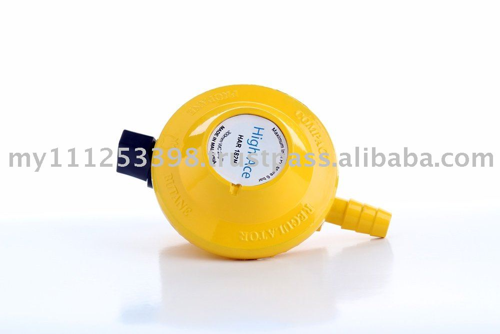 Low Pressure Gas Regulator