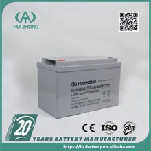 high quality 12V 100ah AGM GEL battery batteries solar storage battery