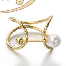 new design 925 silver original pearl thomas aristotle thomas ring