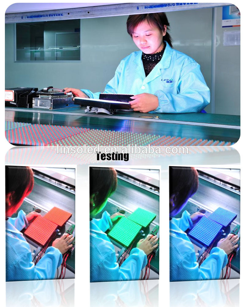 Brand new technology outdoor waterproof screen with Quality Assurance