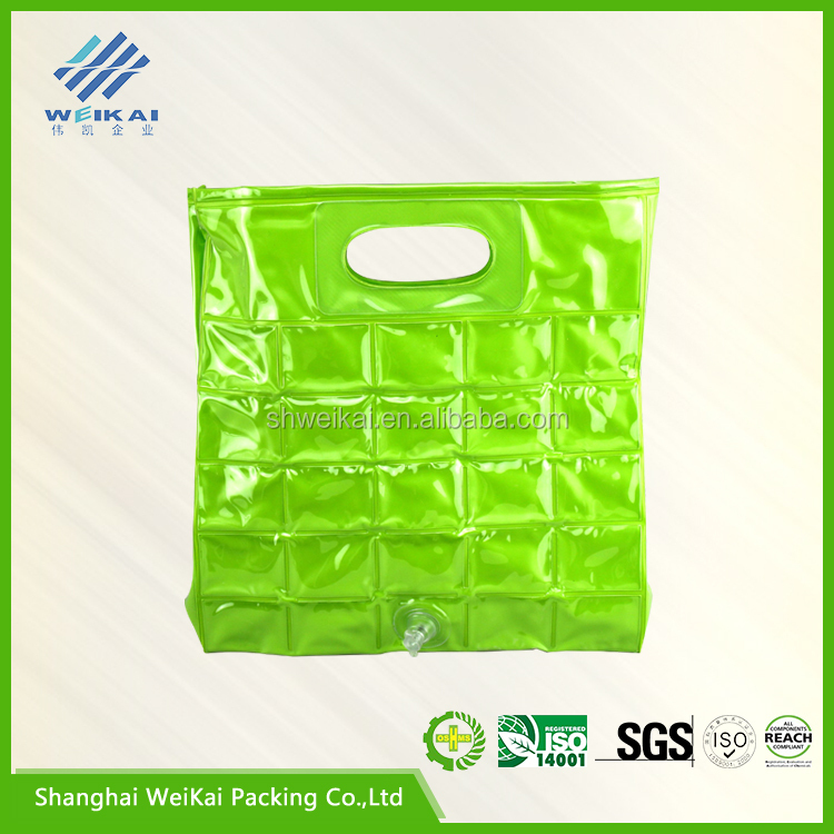 Fashional Reusable Recyclable Good Quality Pvc Bags, Die Cut Plastic Bag For Shopping