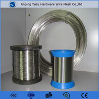 300 Series Grade and redrawing,wire mesh,Industrial,Woving Application High Tensile Strength Stainless Steel Wire