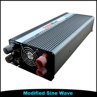 AC To DC Triple Output Modified Sine Wave 5KW 5000W Car 24vdc 220vac power inverter