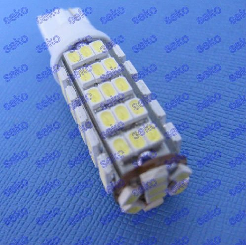 auto led light T10 68SMD 3020 with factory sales