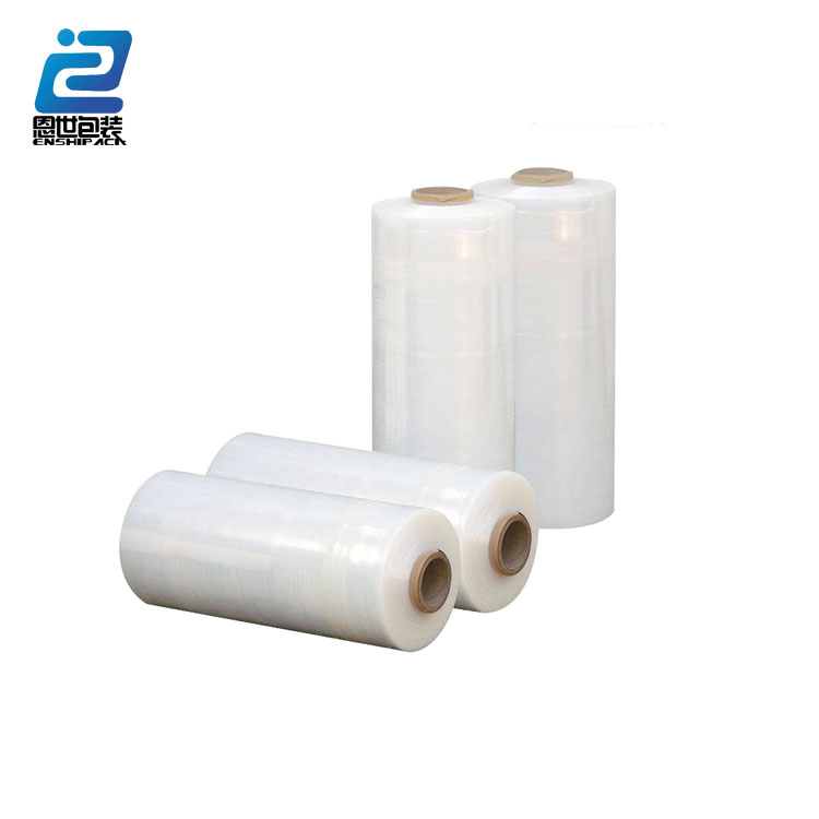 LLDPE Stretch Film 20 mic x 500 mm for Pallet Wrapping