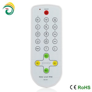 Hot sales tv universal remote control with rf function