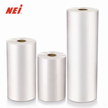 Factory custom thickness clear EVA glue pet thermal lamination film