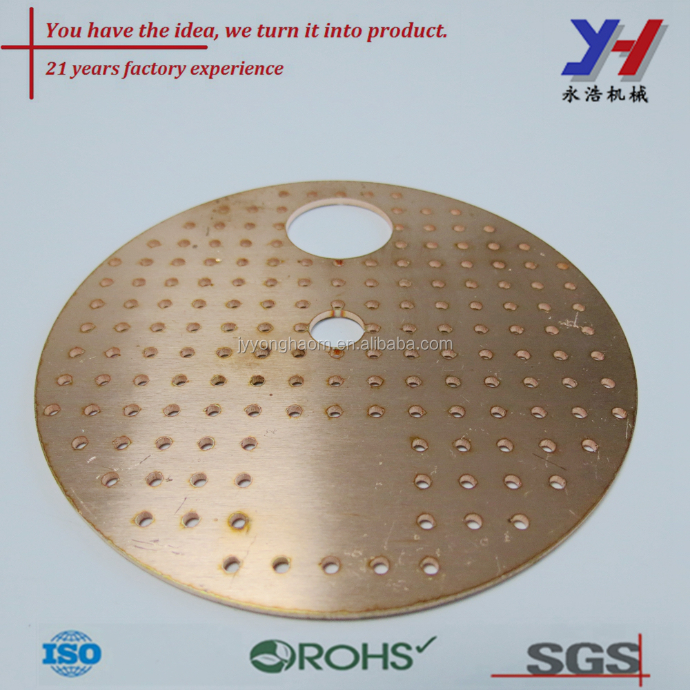 Customize heavy duty manhole cover with hinge and lock