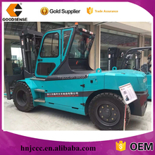 whole sale counter balance heavy weight 10ton 10 ton electric Forklift Trucks for sale