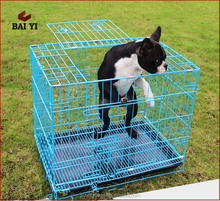 Cheap Customized High Quality Folding Small Wire Mesh Roll Animal Cage