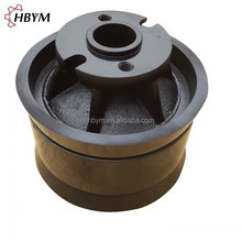 High Quality Conrete Hydraulic Pump Delivery Plastic Rubber Piston For Putzmeister Schwing Zoomlion