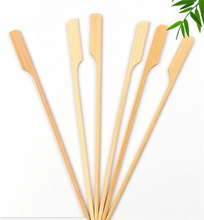 Factory supply multifuntional bamboo skewer with custom logo