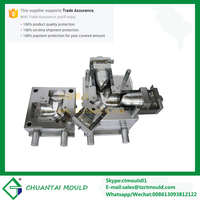 PVC fitting mold maker