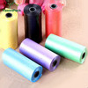 Environmental protection multipurpose colour trumpet biodegradable pet waste bag