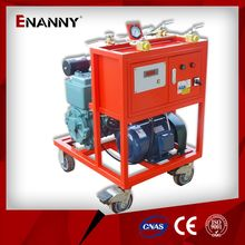 DBQC-60 Mobile SF6 gas vacuum pumping device for SF6 gas emptying and refilling