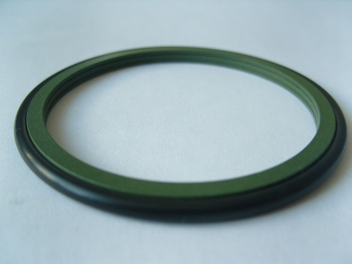 PTFE rotary seal, shaft seal