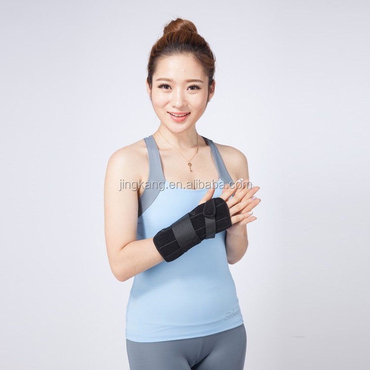 2016 new design wrist joint immobilizer support splint Medical orthopedic wrist brace