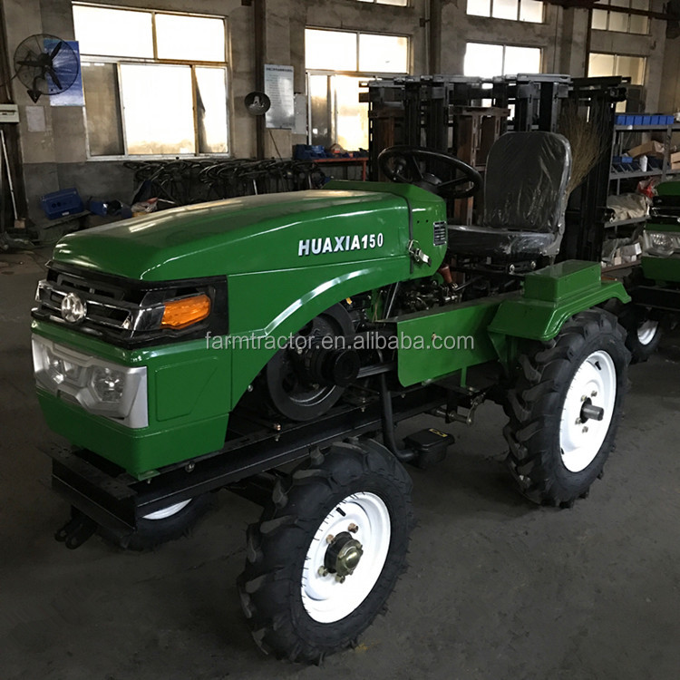 15hp small two wheel tractor for sale/mini tractor attachments