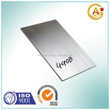 hot new steel SUS 440B steel sheet