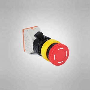 Explosion proof stop switch emergency push button switch