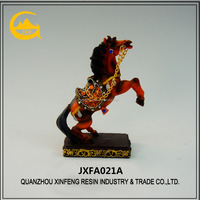 Desktop Decoration Of Horse Statue Resin Handicrafts Products