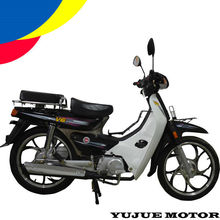 Cheap New 110cc Cub Motorcycle With Double Seats For Morocco